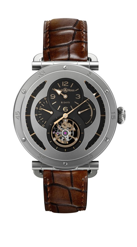 Bell and Ross WW2 Military Tourbillon