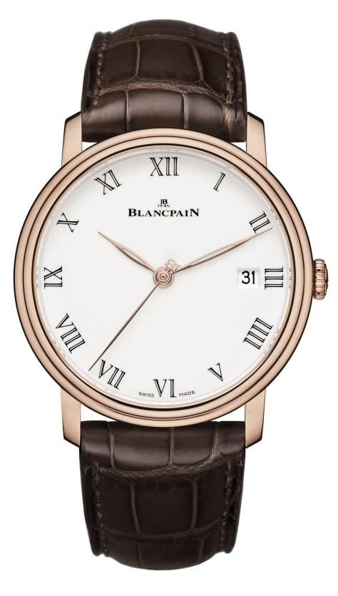 Blancpain Villeret 8 jours