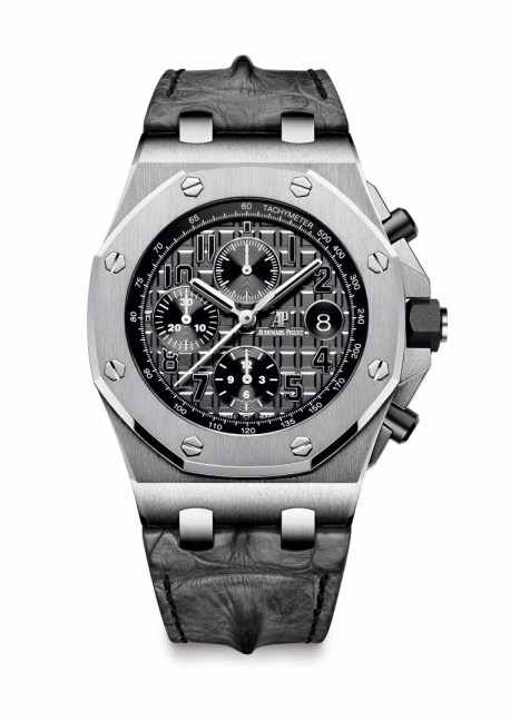 Royal Oak Offshore Chronograph esfera pizarra