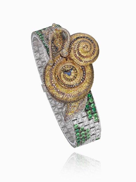 Chopard reloj caracol