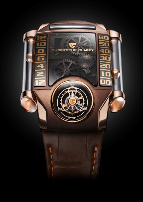 Christophe Claret Xtrem1 Chocolate