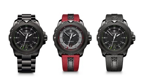 Victorinox Alpnach Mechanical en sus tres versiones