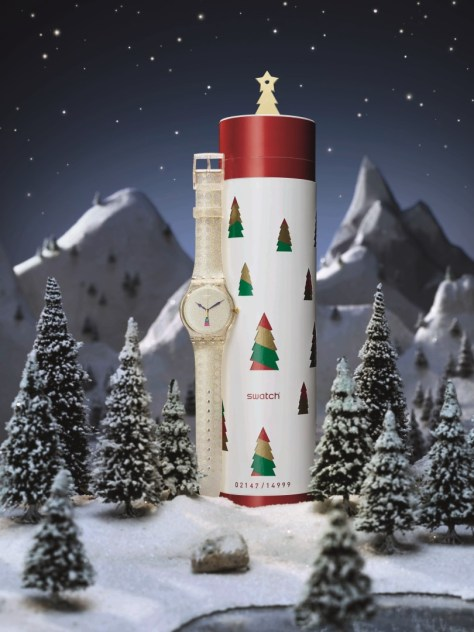 Swatch Holiday Twist ambiente