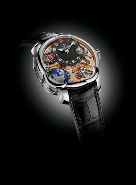 Greubel Forsey GMT 5N Movement