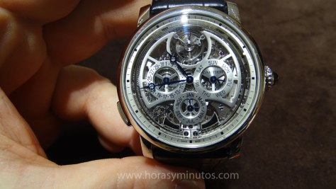 Rotonde de Cartier Grande Complication frontal
