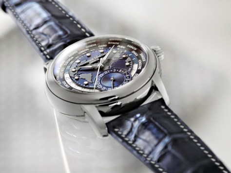 Frederique Constant World Timer Manufacture - perfil