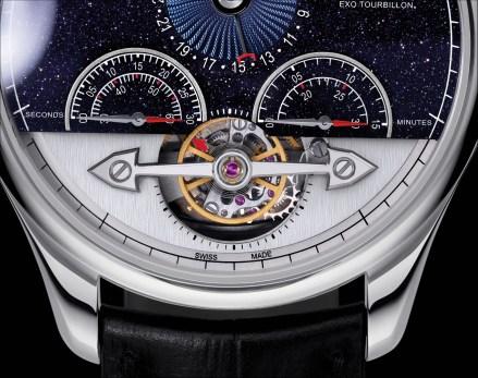 Montblanc Heritage Chronométrie ExoTourbillon VdG - Tourbillon 112649 (Large)