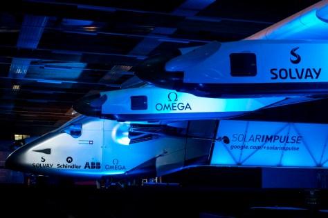 2014 Presentación en abril del Solar Impulse2