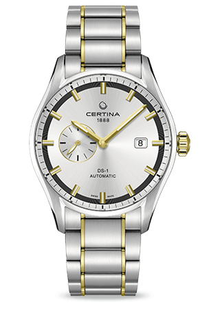 Certina DS 1 Small Seconds  bicolor