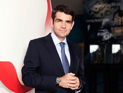 Jerome Lambert CEO Montblanc