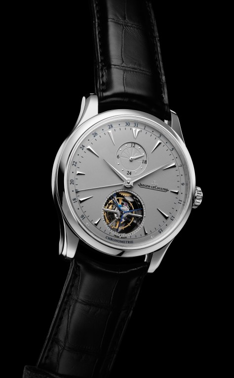 Master Grande Tradition Tourbillon à