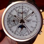Longines Conquest Classic Moonphase: fotos en vivo y precios