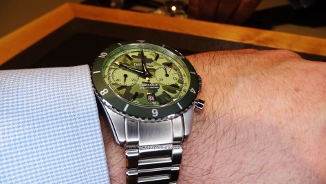 Eberhard Contograf Camouflage perfil