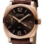 Radiomir 1940 3 Days GMT Oro Rosso Edición Especial