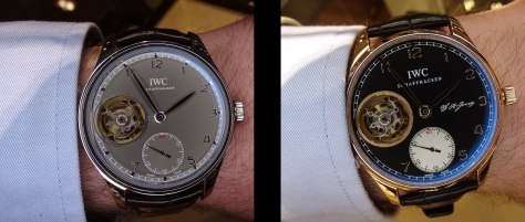 IWC Portugues Tourbillon