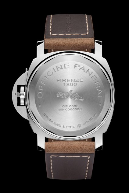 Panerai Luminor Marina 8 Days reverso
