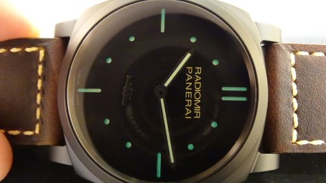 Panerai Radiomir 1940 3 Days Ceramica SuperLuminova