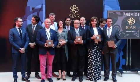SIAR 2015 - representantes de las marcas