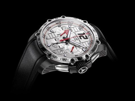 Chopard Superfast Chrono Porsche 919 Only Watch 2015 - perfil