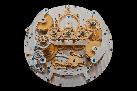 Thomas Mercer Observatory calibre frontal