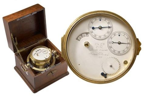 Ferdinand Berthoud Horloge de marine 6 - 1777