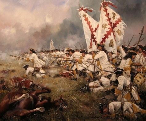 Regimiento Asturias de Ferrer Dalmau