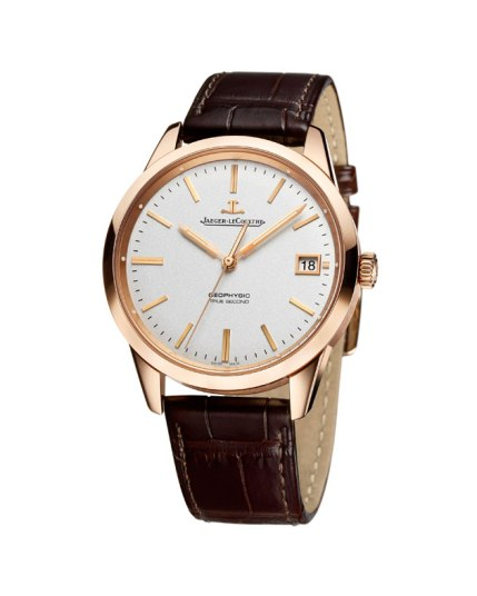 Jaeger-LeCoultre Geophysic oro rosa