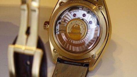 OMEGA Globemaster Master Chronometer reverso oro amarillo