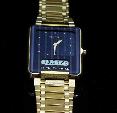 Tissot Two Timer 1986