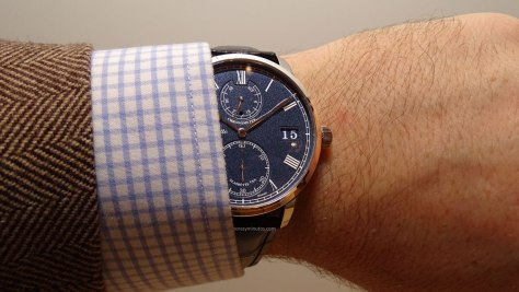 Baselworld-2016-Glashutte-Original-Senator-Chronometer-Azul-hands-on-1-Horas-y-Minutos