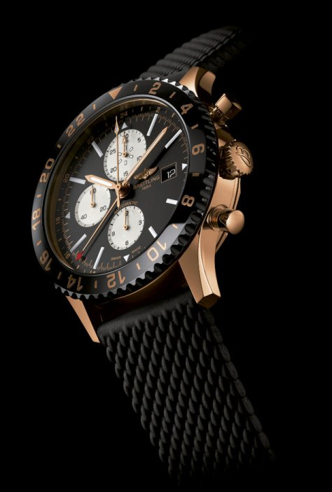 Breitling-Chronoliner-Red-Gold-Limited-Edition-1-Horasyminutos
