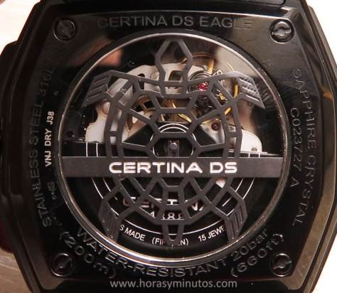 Certina-DS-Eagle-Chronograph-Auto-calibre-HorasyMinutos