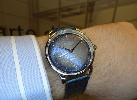 Glashütte original Sixties Iconic Grey 1