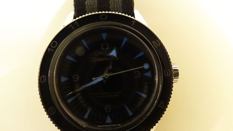 OMEGA Seamaster 300 Spectre Limited Edition SuperLuminova