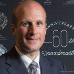 Una charla con Frédéric Nardin, vicepresidente de OMEGA