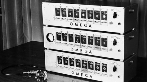 Omega Swim-Eight-O-Matic