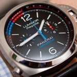 Dos Panerai Luminor 1950 Oracle Team USA para la 35ª America's Cup