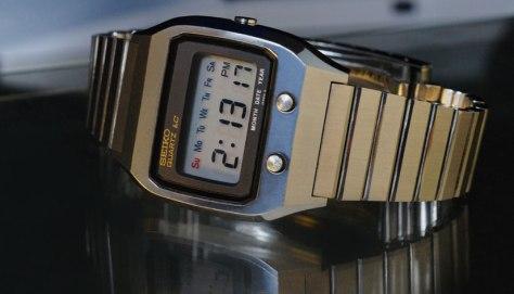 SEIKO 0674-5009 DK001 Quartz LC