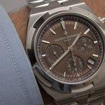 Vacheron Constantin Overseas Chronograph: modelos y precios