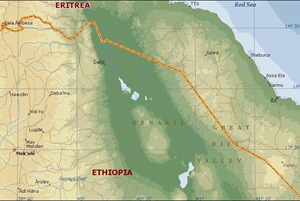 [Danakil Basin - Ethiopia] Yara International, Ethiopotash, Allana potash estimate billions of tones deposit