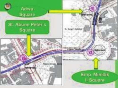 Ethiopian Railway Corporation - Addis Ababa light rail transit project detail