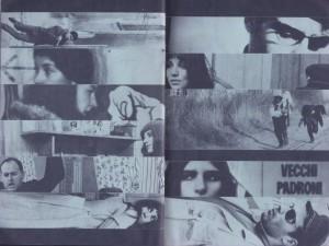 「ゴダールマニフェスト」パンフレット(グラビア/装幀:長谷川元吉)