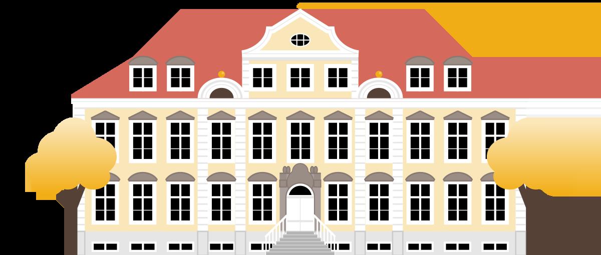 Illustration af Jørgensens Hotel
