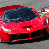 This Ferrari LaFerrari XX gets driven so hard that it's suspension fails (w/ video)