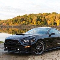 This is the 2015 Roush Ford Mustang