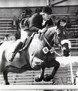 Boomerang and Eddie Macken in 1978