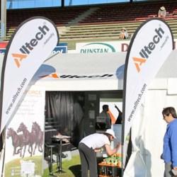 Alltech trade stand