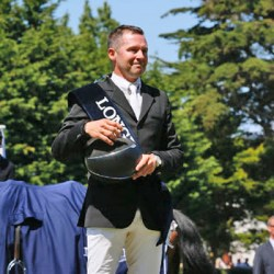 Eric Lamaze in first 5* win since loss of Hickstead