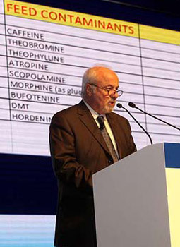 Dr Yves Bonnaire gave an update on prohibited substances.