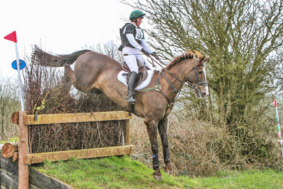 Trish Ryan, pictured on Tullineaskey Hi Ho, won the Dan Coleman Perpetual Trophy, awarded for the Highest Placed Munster Rider in the CIC** at Kilguilkey International at the weekend.